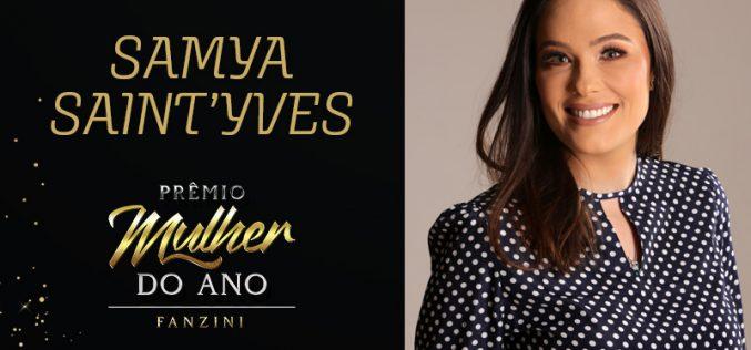 Mulher do ano 2020: Samya Saint'yves