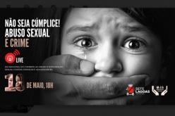 Prefeitura realiza live sobre abuso e exploração sexual contra crianças e adolescentes