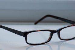Óculos são como máscaras para os olhos