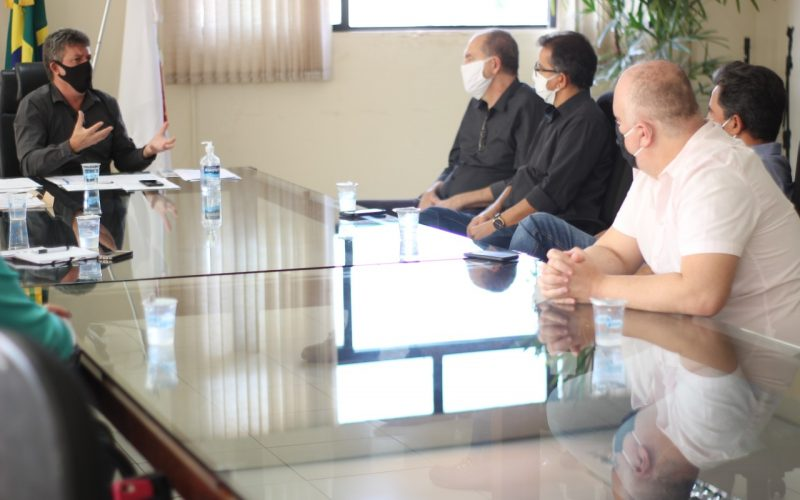Comitê Gestor do Município se reúne e já tem primeira missão: atuar na reforma de rotatória