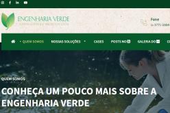 Engenharia Verde lança novo site em comemoração a 7 anos de fundação