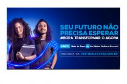 Faculdade Santo Agostinho Sete Lagoas :  Inscreva-se agora e  pague somente R$50 na primeira mensalidade