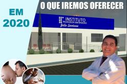 Instituto Júlio Santana vai oferecer assistência em saúde e cursos intensivos para a população em Sete Lagoas