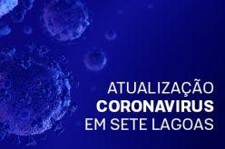 Boletim epidemiológico informa bairros com casos positivos da Covid-19 em Sete Lagoas