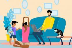 Especialistas apontam 5 dicas para manter-se ativo ao trabalhar de casa