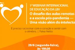 Está chegando o 22º Congresso Internacional de Educação da LBV!