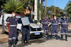 Guarda Civil Municipal de Sete Lagoas realiza campanha contra cerol e linha chilena
