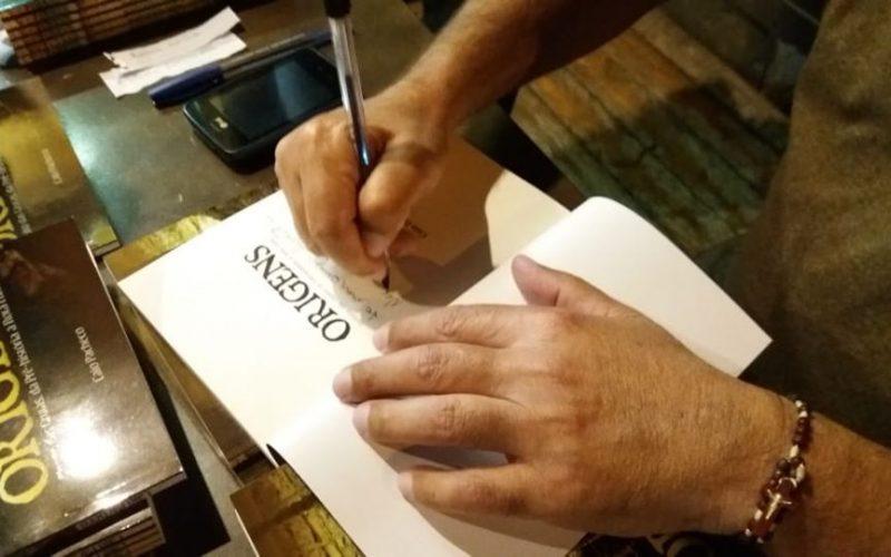 Dia do escritor : Entrevista exclusiva com Caio Pacheco