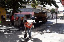 Operação tapa buracos da Prefeitura contempla regiões de grande demanda em Sete Lagoas