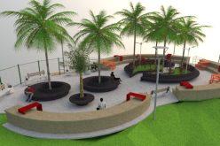 Mais um ponto de lazer está sendo construído no Parque Náutico da Boa Vista