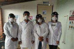 Prefeitura garante a proteção de quem atua no enfrentamento da pandemia