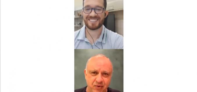 Live com Roberto Tranjan destaca relação do Cooperativismo com a Nova Economia