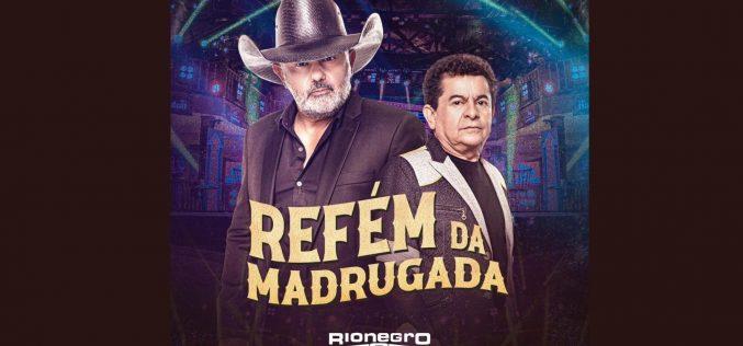 """Rionegro e Solimões lançam """"Refém da Madrugada"""" música fala sobre amor não correspondido"""