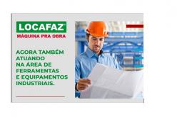 LOCAFAZ  : locação de equipamentos pra obra