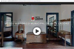 Museu Histórico de Sete Lagoas comemora 50 anos e ganha tour virtual