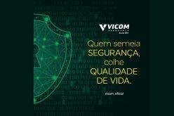 Grupo VICOM promove campanha educativa e distribui álcool gel