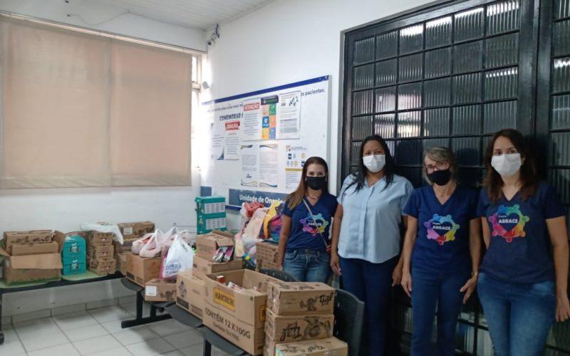Projeto Abrace 5 Anos: Café na Oncologia e compra de novos cateteres marcam aniversário do grupo