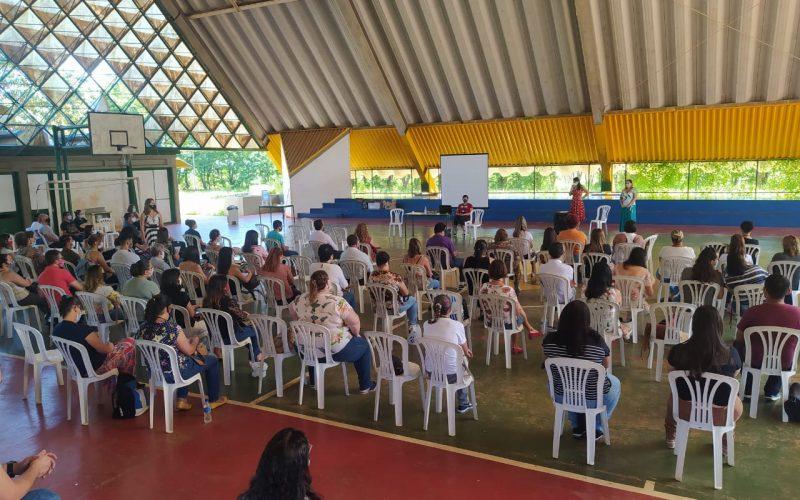 Assistência Social capacita servidores por melhoria em serviços à população em vulnerabilidade