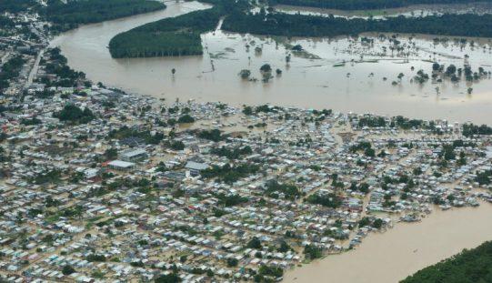 SOS ACRE: LBV inicia campanha para atender famílias afetadas pelas chuvas