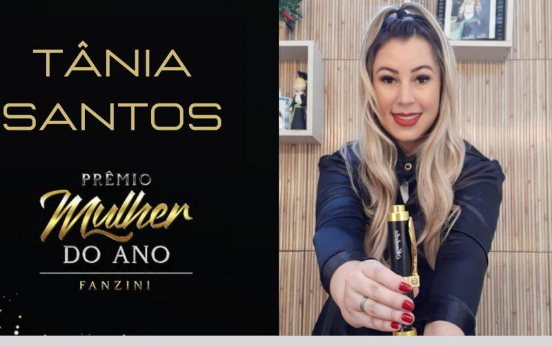 Mulher do Ano 2021: Tânia Santos