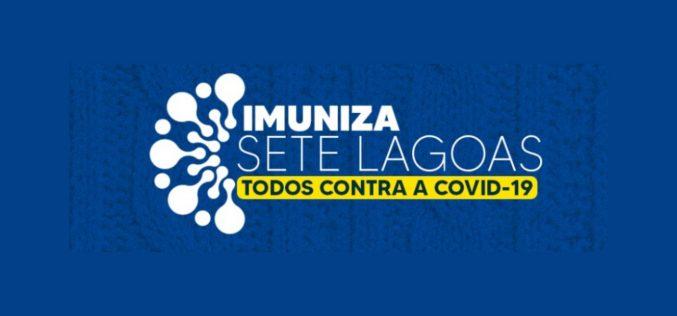 Vacinação de idosos a partir de 80 anos será retomada na próxima quarta-feira em Sete Lagoas