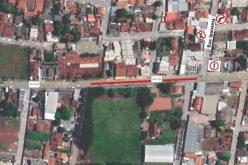 Trecho da rua Santa Juliana será interditado para realização de obras de drenagem