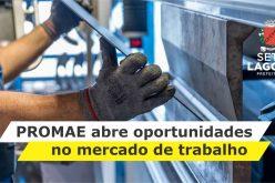 Prefeitura lança o PROMAE que visa inserção no mercado de trabalho