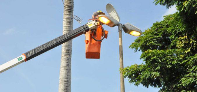 Reparos na iluminação pública de Sete Lagoas devem ser solicitados à Prefeitura