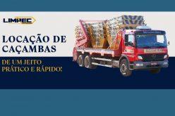 Empresa do ano 2021: Limpec Tele Caçamba