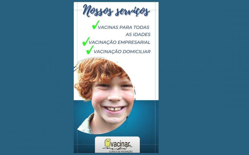 Vacinar é sinônimo de prevenção e saúde