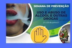 Semana Municipal de Prevenção ao Uso e Abuso de Drogas  em Sete Lagoas