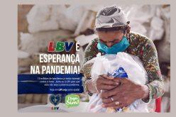LBV precisa de doações para continuar prestando atendimento a famílias mais vulneráveis