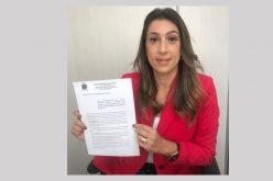 "Aprovado anteprojeto de lei ""Casa da Mulher Segura"" proposto pela vereadora Carol Canabrava"