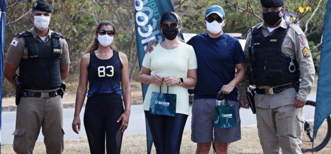 Polícia Militar promove 1ª Caminhada Ecológica em Sete Lagoas