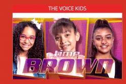 The Voice Kids: Elis Cristine, de Sete Lagoas segue na disputa.