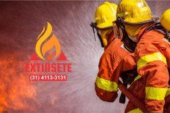 Extinsete : Prevenção contra incêndios, proteção para a vida