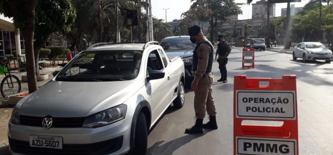 Polícia Militar lança operação 'Segurança Cidadã' em Sete Lagoas