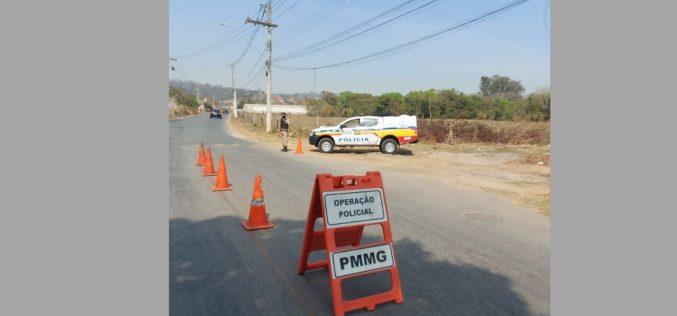 Campanha Nacional do Trânsito: Polícia Militar intensifica ações e operações por toda a cidade