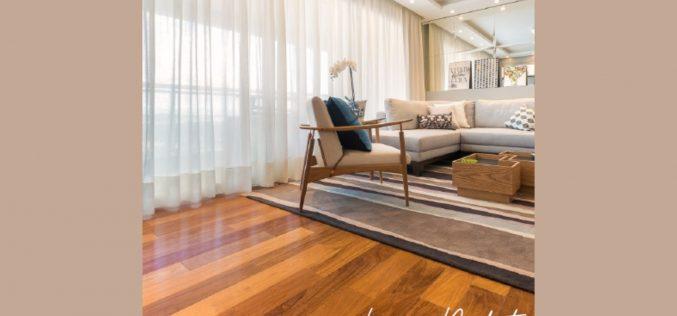 Pisos de madeira, beleza e praticidade para o seu lar