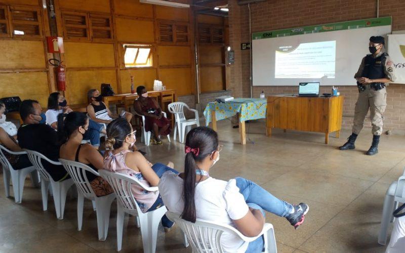 Policia Militar promove ações de prevenção de crimes contra mulheres em Sete Lagoas